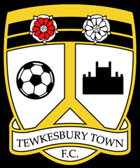 Tewkesbury Town Football Club Badge
