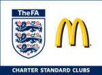 We are a Charter Standard Club
